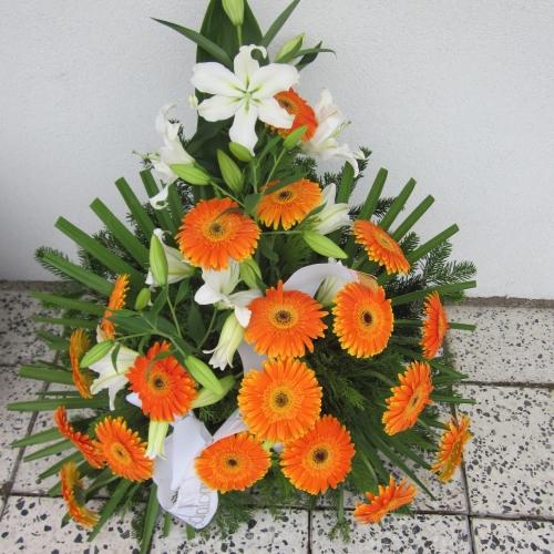 Pohrebný veniec 112