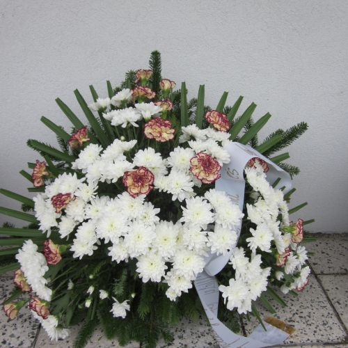 Pohrebný veniec 113