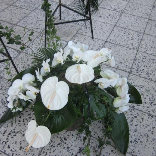 Pohrebný veniec 84